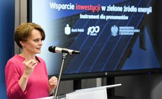 Emilewicz: Nie będzie dodatkowych instrumentów prawnych w sprawie weryfikacji przedsiębiorców