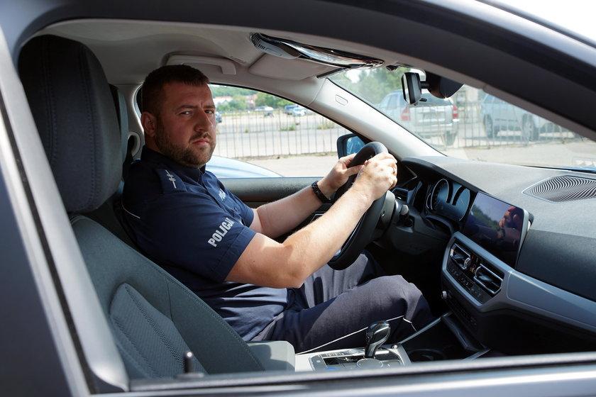 Policjanci z drogówki mają nowe supersamochody