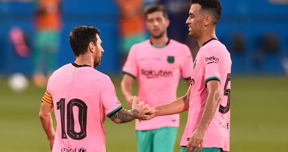 Leo Messi strzela, FC Barcelona wygrywa | Piłka nożna