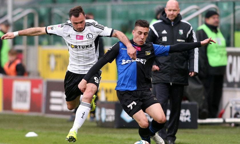Legia Warszawa - Zawisza Bydgoszcz 2:0. Zobacz skrót i gole!