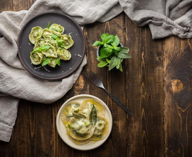 Tortellini i ravioli