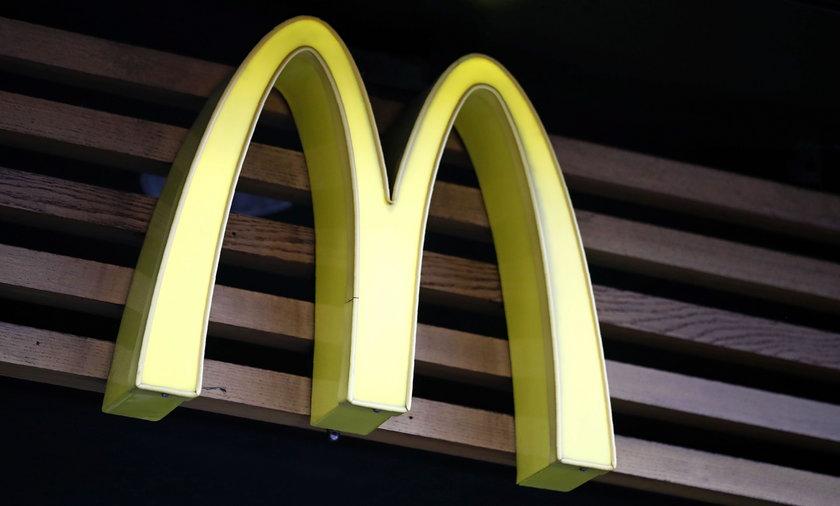 McDonald's przesyła ukrytą wiadomość