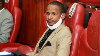 Kenyans react to Babu Owino's tweet over Murathe's involvement in KEMSA scandal