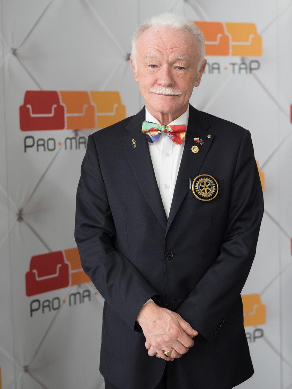Targi ProMaTap w Łodzi