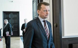 Błaszczak: Gronkiewicz-Waltz ponosi odpowiedzialność polityczną za Warszawę od 2006 r.