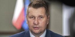 Minister Czarnek robi dekomunizację na uczelniach
