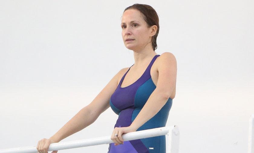 Monika Mrozowska - Celebrity Splash