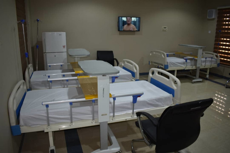 Isolation and Treatment Centre at Gbagada General Hospital [LASG]