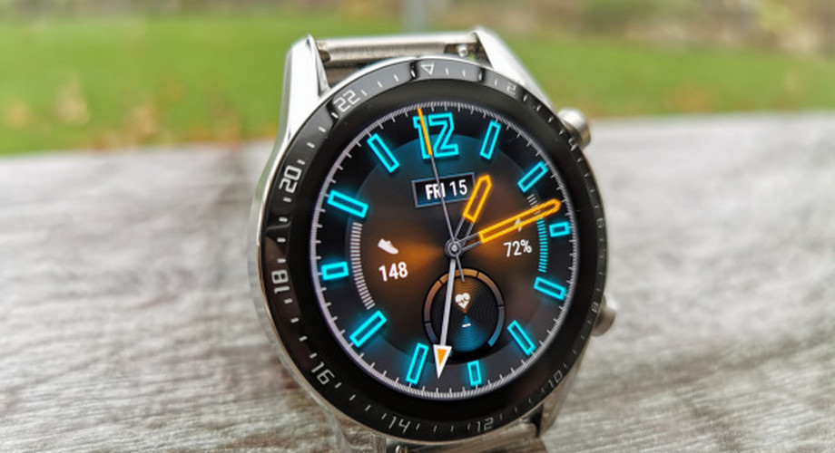 Test Huawei Watch GT 2: Edler Fitnesstracker in Uhrenform