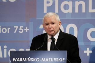 Kaczyński: Reformujemy sądownictwo, bo nienawiść do własnej ojczyzny dotknęła część sędziów