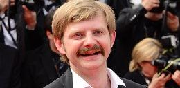 Rafał Zawierucha. Zapuścił wąsy, więc nie wzięli go do zdjęcia