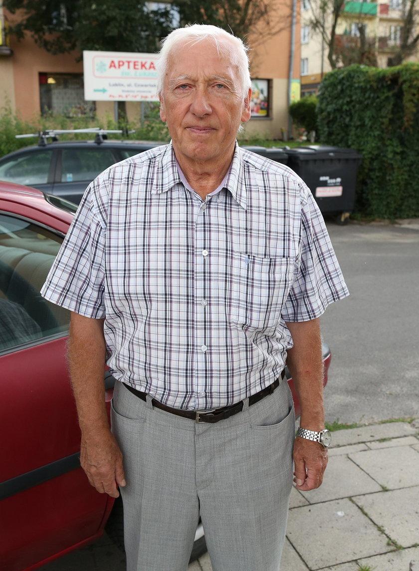 Emeryt Jerzy Strzelczyk