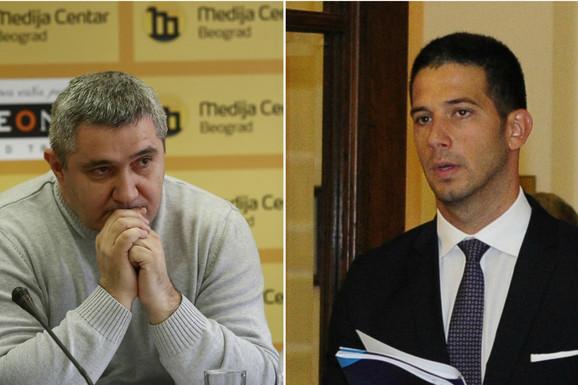 MINISTAR NA TAJNOM PUTU Evo šta radi Udovičić dok u Srbiji bukti AFERA, a naše sportiste udaljavaju sa takmičenja (VIDEO)