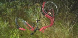 Śmiertelne potrącenie rowerzysty. Kierowca uciekł z miejsca wypadku
