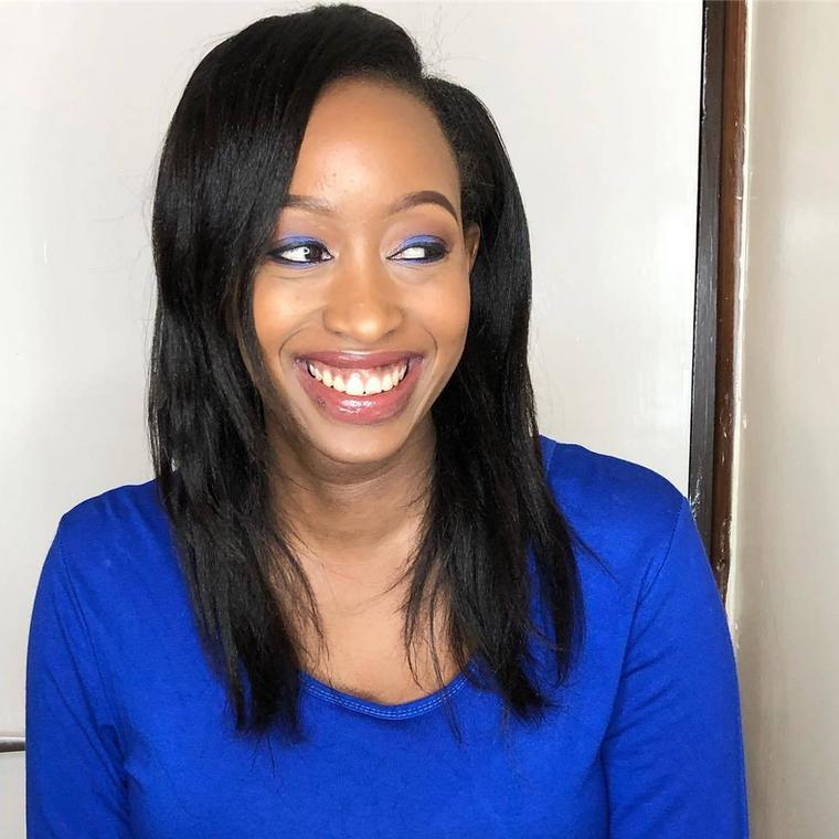 Janet Mbugua wanted to focus on her passion projects (Instagram)