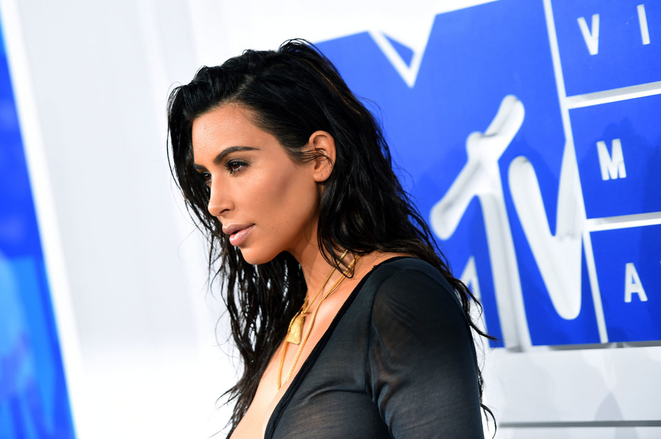 MTV Video Music Awards 2016: Kim Kardashian