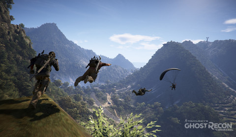 Ghost Recon: Wildlands - do gry trafił tryb wzorowany na Battle Royale
