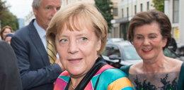 Angela Merkel nosi jedną bluzkę aż18 lat!
