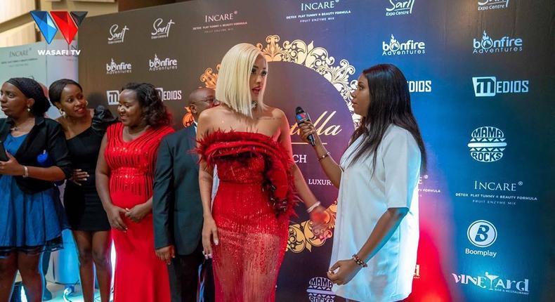 How Tanasha Donna's EP Launch went down in Nairobi (Photos)