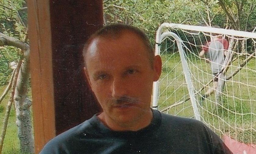 Zaginął Jacek Domagała