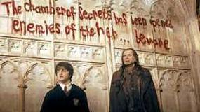 """Najnowsze zdjęcia z """"Harry'ego Pottera"""""""