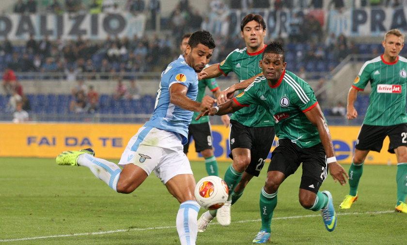 Lazio vs Legia