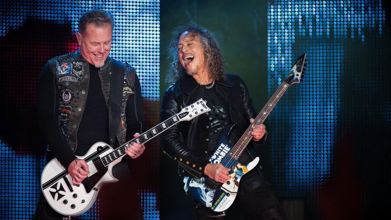 Nie ma juz biletów na koncert zespołu Metallica