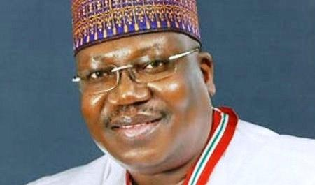Ranking Sen Ahmed Lawan has been eyeing the number one job in parliament since forever (ThisDay)