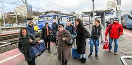 Wielka awaria w Gdyni. Stanęły pociągi!