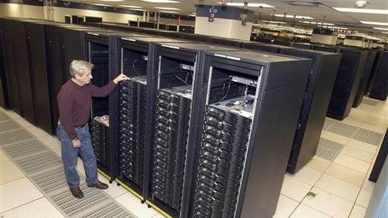 Superkomputer IBM