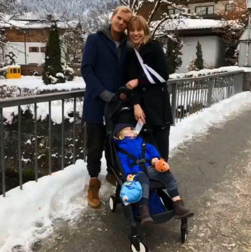 Wzruszający list ukochanej Aviciiego, napisała o ich dziecku