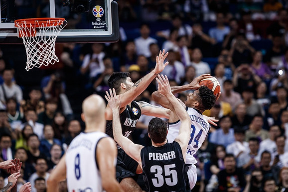 Košarkaška reprezentacija Grčke