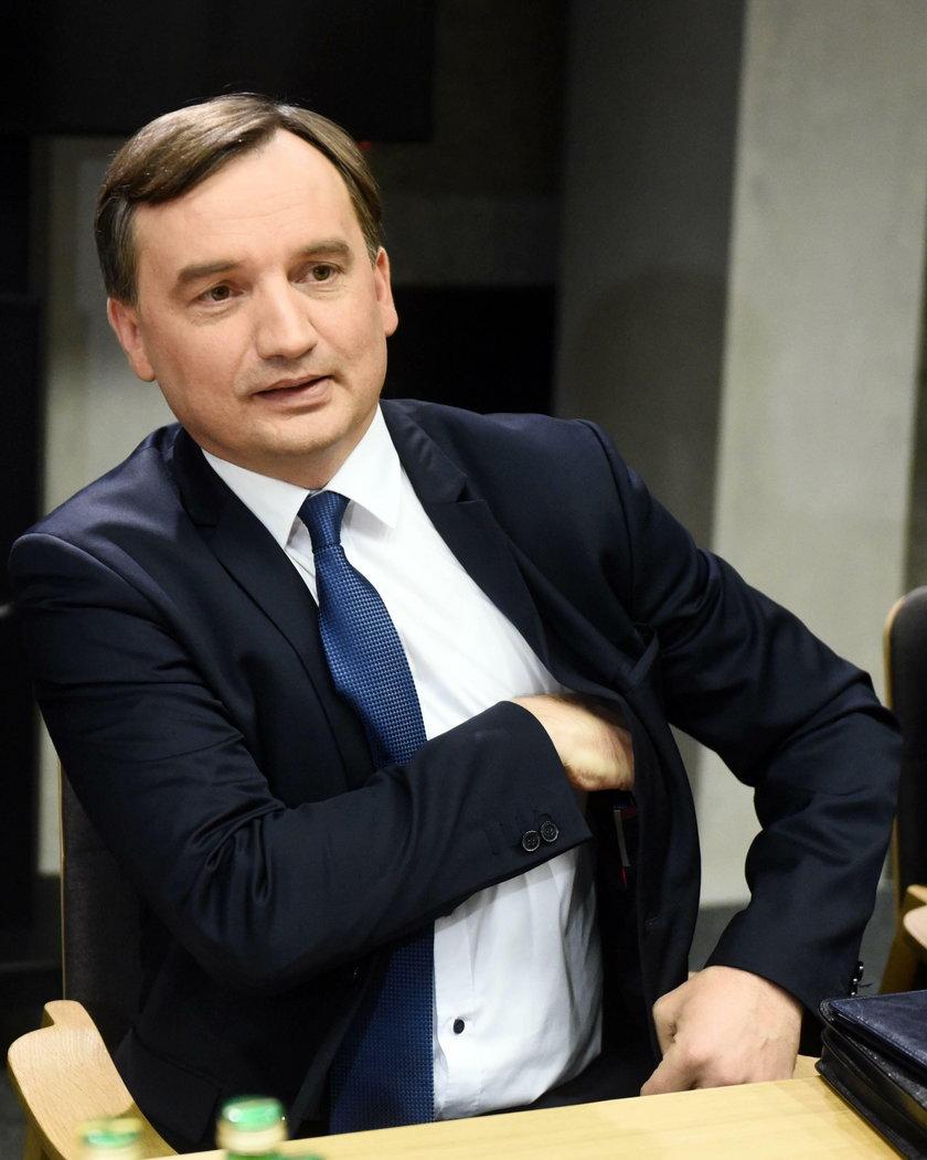 Zbigniew Ziobro o praworządności
