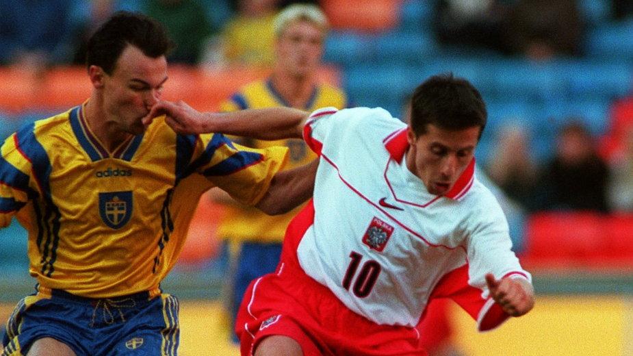 Mecz Szwecja - Polska