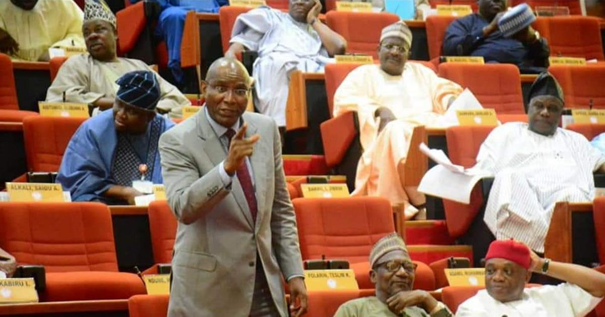 Omo-Agege condemns 'attack' on Oshiomhole in Benin - Pulse Nigeria