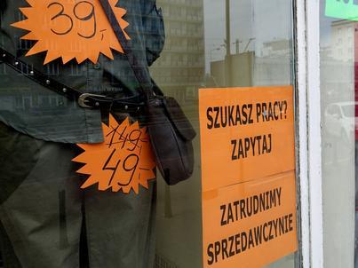W marcu bezrobocie w Polsce wyniosło 8,2 proc.