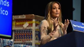 Jennifer Lopez przekazała milion dolarów dla ofiar huraganu Maria