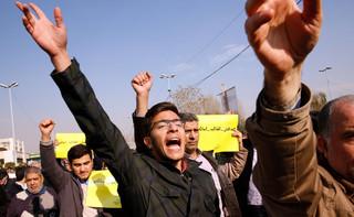 Iran: Mamy 'twarde dowody' na sterowanie protestami z zagranicy