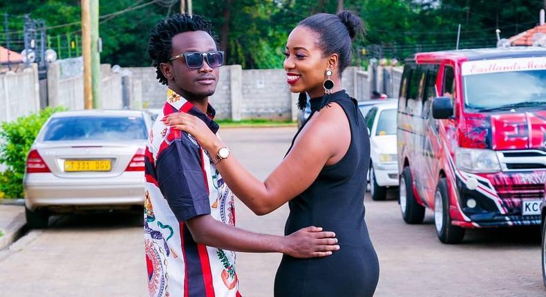 Bahati and Diana (Instagram)