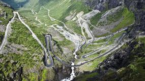 Słynna Droga Trolli w Norwegii ponownie otwarta