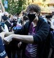 Akt oskarżenia przeciwko aktywistce LGBT. Margot stanie przed sądem