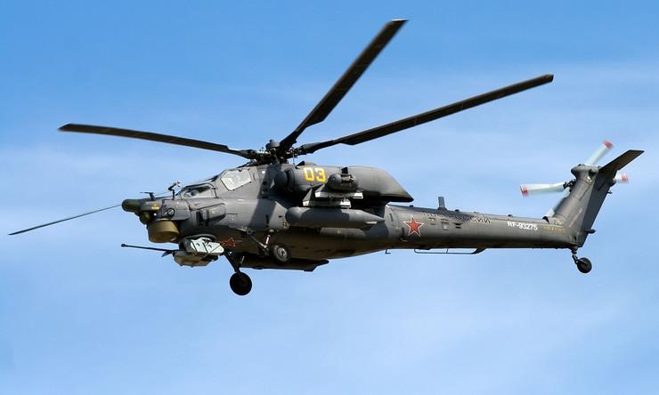 Vojni helikopter Mi28N