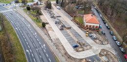Budują nowy parking Park&Ride