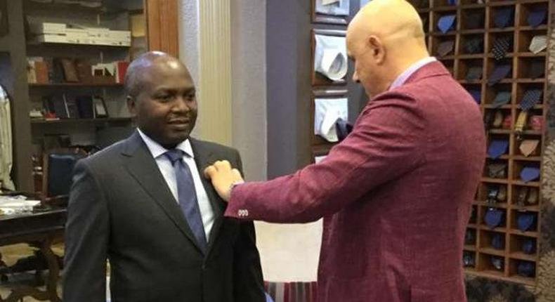 Lawyer Donald Kipkorir trolled after derogatory remarks on Jamaican singer Alaine