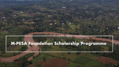 How M-Pesa Foundation has rekindled hope for a bright future for school going pupils in Kenya