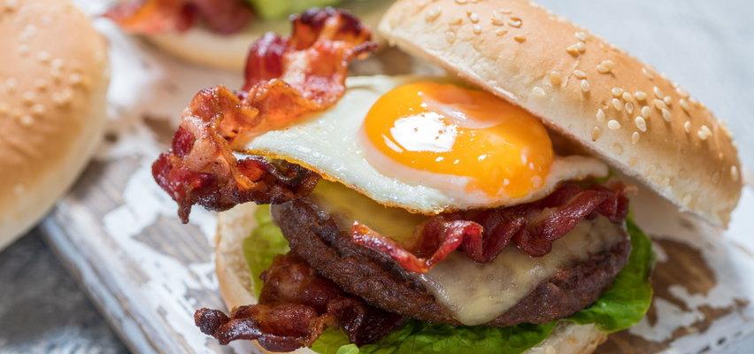 Domowe burgery: do wyboru warzywny lub mięsny