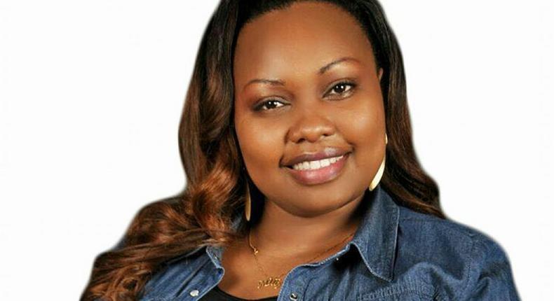 Nairobi Womans Representative aspirant Millicent Omanga.