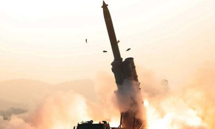 Severna Koreja projektil kcna