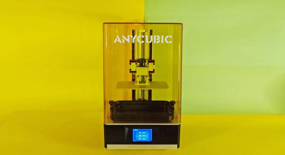 3D-Drucker Anycubic Mono X im Test: Groß, schnell und teuer