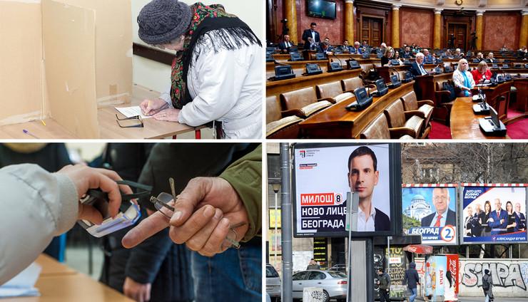izbori kombo RAS Vesna Lalic Nenad Pavlovic Predrag Dedijer Milan Ilic
